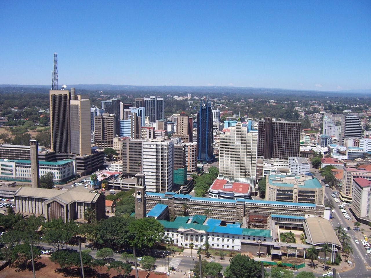 10 most popular kenyan cities and towns to live