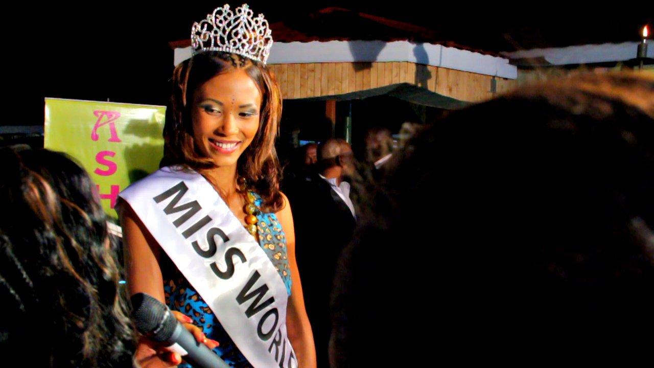 Susan Anyango, Miss Kenya winners 2011