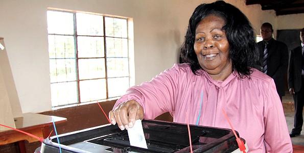 Lucy Kibaki 2