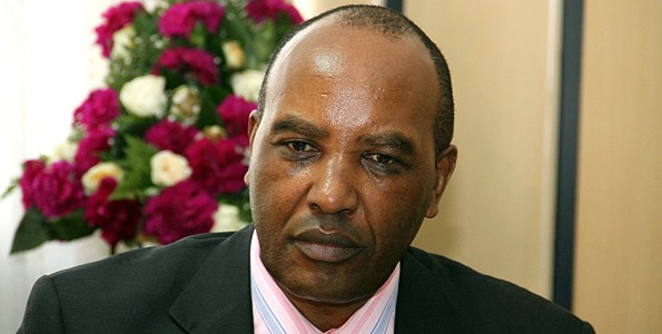 PS Internal Security Francis Kimemia
