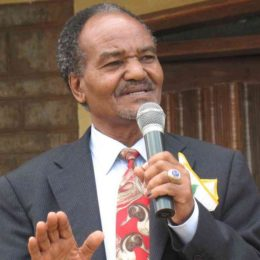 GG Kariuki Dead: Bio, Facts About Kenya's Oldest Senator